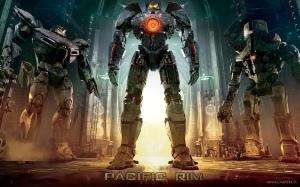 Original Sci-Fi movie by Guillermo Del Toro